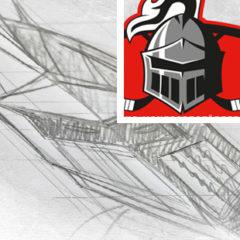 DCtwo Establishment Logo Design
